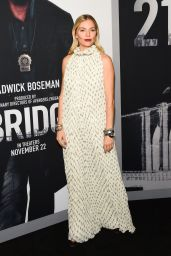 "Sienna Miller – ""21 Bridges"" Special Screening in NYC"