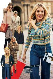 Sienna Miller - Grazia Deutschland 10/31/2019 Issue