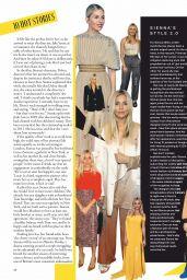 Sienna Miller - Grazia UK 11/25/2019 Issue