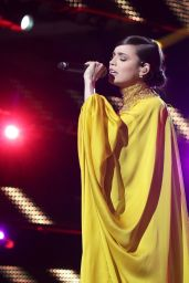 Sofia Carson - Performs at Latin Recording Academy Person of the Year 2019 in Las Vegas