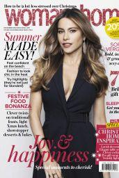 Sofía Vergara - Woman & Home South Africa December 2019 Issue
