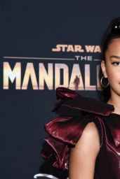 """Sofia Wylie - """"The Mandalorian"""" Premiere in Hollywood"""