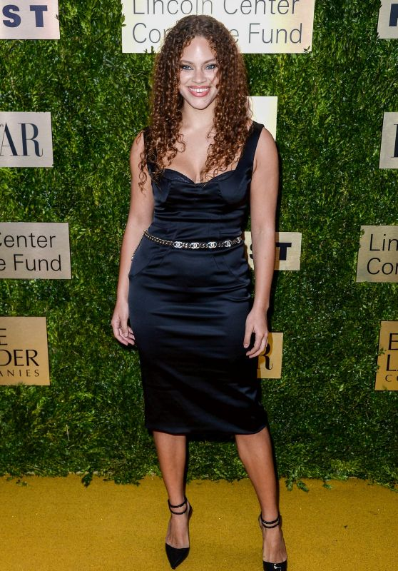 Solange van Doorn – Lincoln Center Corporate Fashion Gala in NYC 11/18/2019