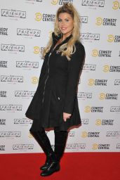 Sophie Hinchliffe – Comedy Central Friends Festive Exhibition Launch in London 11/28/2019