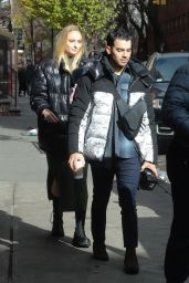 Sophie Turner and Joe Jonas - Out in NY 11/28/2019