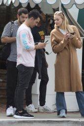 Sophie Turner - Out in LA 10/16/2019