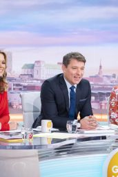 "Susanna Reid – ""Good Morning Britain"" TV Show in London 11/28/2019"