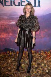 """Sylvie Tellier – """"Frozen 2"""" Premiere in Paris"""