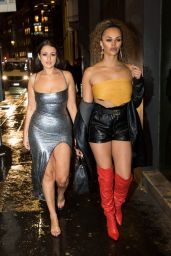 Talulah Eve and Amel Rachedi Night Out - London 11/23/2019