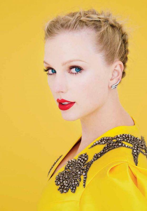 Taylor Swift - Rolling Stone Magazine India November 2019 Issue