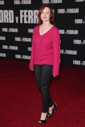 """Thora Birch – """"Ford v Ferrari"""" Premiere in Hollywood"""