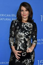 Tina Fey - American Museum of Natural History Annual Benefit Gala in NY 11/21/2019