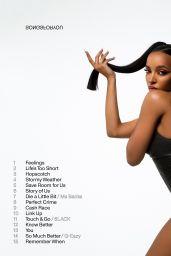 """Tinashe - """"Songs For You"""" Album Photos"""