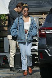 Vanessa Hudgens Street Style - Los Angeles 11/13/2019