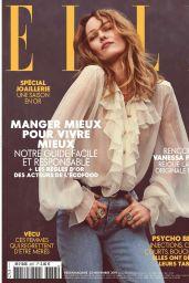 Vanessa Paradis - ELLE France 11/22/2019 Issue