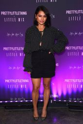 Vanessa White – Pretty Little Thing x Little Mix Launch Party in London