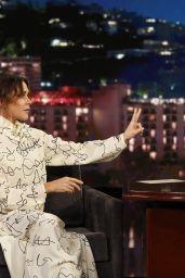 Victoria Beckham - Jimmy Kimmel Live 11/19/2019