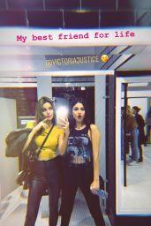 Victoria Justice - Social Media 11/27/2019