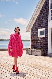 Violett Beane - Photoshoot for CBS Watch Magazine November/December 2019