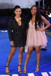"""Yinka Bokinni and Shayna Marie Birch-Campbell -""""Blue Story"""" Premiere in London"""