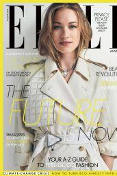 Yvonne Strahovski - ELLE Magazine Australia, August 2019 Issue