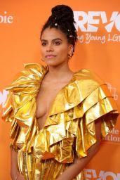 Zazie Beetz – 2019 TrevorLive Los Angeles Gala