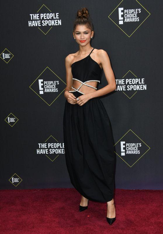 Zendaya – 2019 People's Choice Awards