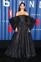"Adria Arjona – ""6 Underground"" Premiere in New York"