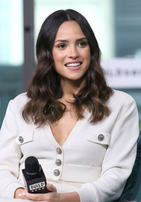 Adria Arjona - BUILD Studio in NYC 12/11/2019