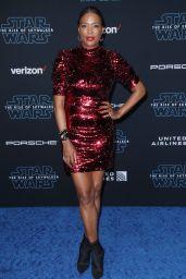 """Aisha Tyler – """"Star Wars: The Rise Of Skywalker"""" Premiere in LA"""