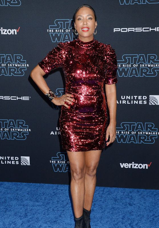 "Aisha Tyler – ""Star Wars: The Rise Of Skywalker"" Premiere in LA"