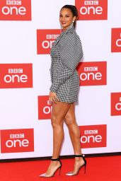 """Alesha Dixon - """"The Greatest Dancer"""" TV Show Series 2 Launch Photocall in London"""
