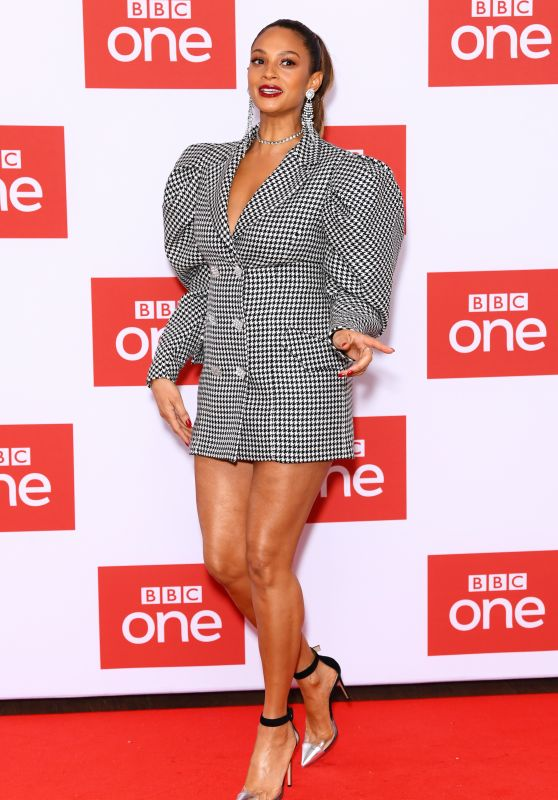 "Alesha Dixon - ""The Greatest Dancer"" TV Show Series 2 Launch Photocall in London"