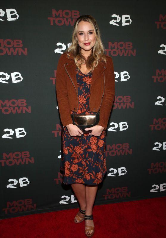"""Alex Rose Wiesel – """"Mob Town"""" Premiere in Los Angeles"""
