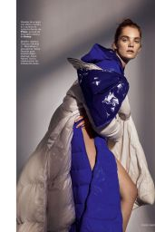 Alexina Graham - Marie Claire Spain January 2020 Issue