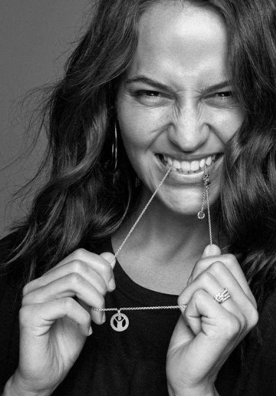 Alicia Vikander - Bulgari for Save the Children