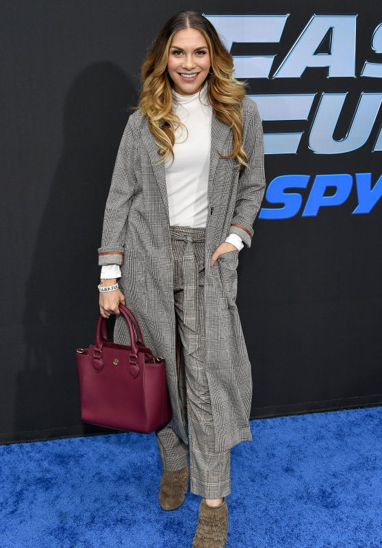 "Allison Holker – ""Fast & Furious: Spy Racers"" TV Show Premiere in LA"