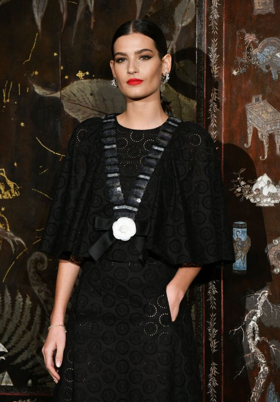 Alma Jodorowsky – Chanel Metiers D'Art 2019/2020 Show in Paris