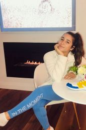 Aly Raisman - Social Media 12/18/2019