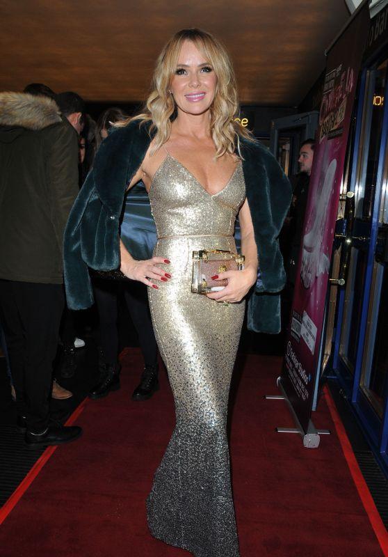 "Amanda Holden - ""Cinderella"" Play in London 12/15/2019"