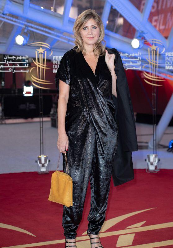 Amanda Sthers – Marrakech International Film Festival Opening Ceremony 11/29/2019