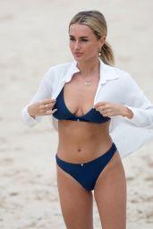 Amber Davies in a Bikini 12/22/2019