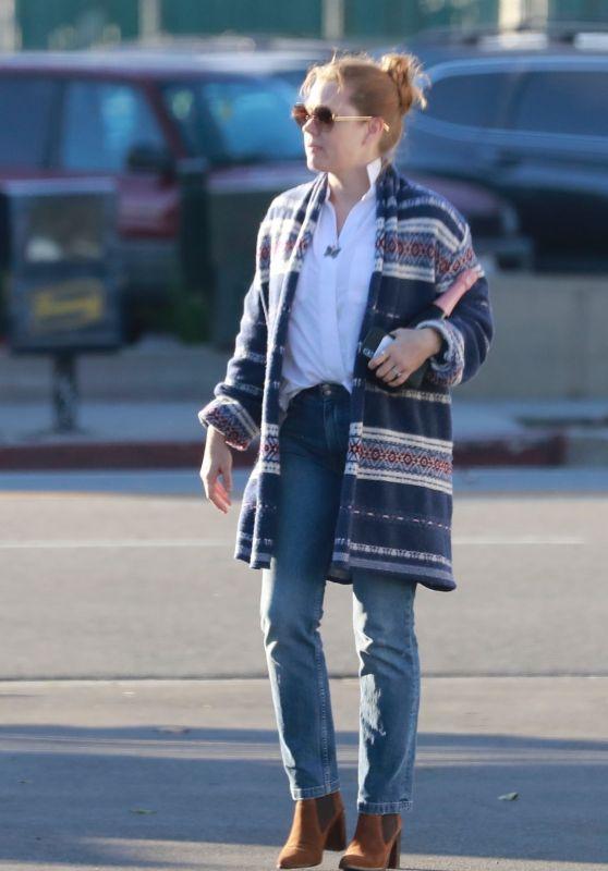 Amy Adams - Out in Los Feliz 12/15/2019