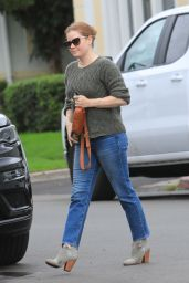 Amy Adams - Out in West Hollywood 12/08/2019
