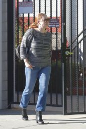 Amy Adams - Visiting a friend in Beverly Hills 12/19/2019