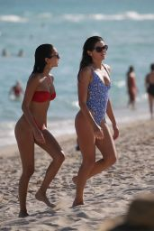Anastasia Ashley and Racquel Natasha - Miami Beach 12/11/2019