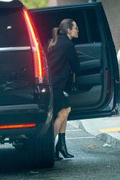 Angelina Jolie - Last-Minute Christmas Shopping in LA 12/23/2019