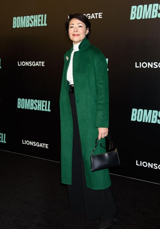 "Ann Curry – ""Bombshell"" Screening in New York City"