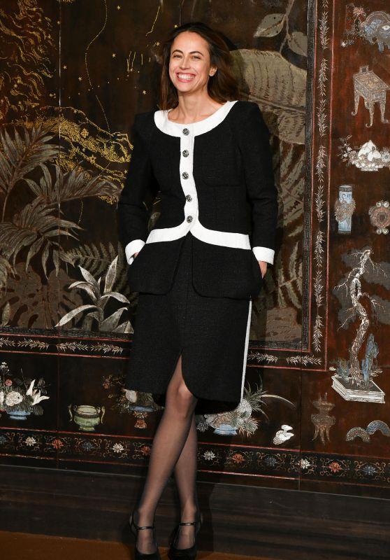 Anne Berest – Chanel Metiers D'Art 2019/2020 Show in Paris