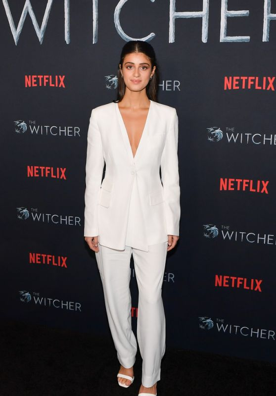"""Anya Chalotra – """"The Witcher"""" Season 1 Photo Call in Hollywood"""
